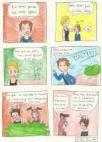 Italy in Wonderland - Page 40 by CaptainAki13