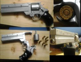 Trigun Vash the Stampede Replica Gun FOR SALE by wataglue