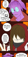 Undertale Comic- Octi's Girlfriend PT 2 by putt125