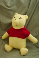 Winnie the Pooh by wandering-dreamer