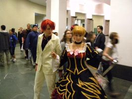 Anime Boston 2010  Come Slave by WalkingFatJoke