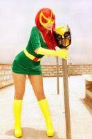 Jean Grey Asukita (9) by dashcosplay