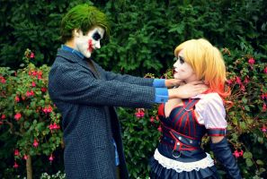 But why, Puddin? by IlithyiaEidsvag