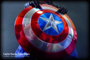 Hot Toys - CAPTAIN AMERICA 2 by jaysquall