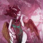 Lady Evil by bloodcult