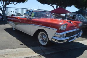1958 Ford Fairlane 500 Convertible IV by Brooklyn47