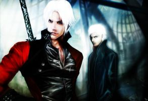 Sons Of Sparda_B by Kunoichi1111