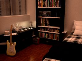 My Room - All by isca