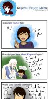 Kagerou Project Meme by Mio-naa