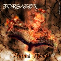 Forsaken - Anima Mundi CD cover by criszart