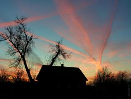 Twisted Contrails by colts4us