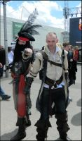 Assassins Creed Cosplayers by MJ-Cosplay