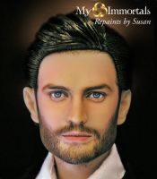 My Immortals Jamie Dornan repaint by my-immortals