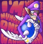 WALUIGI TIME by SiegeEvans