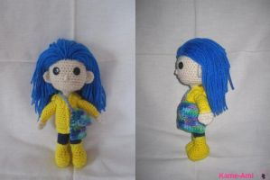 Coraline by Kame-ami
