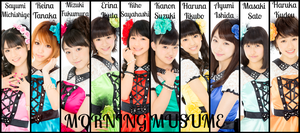 Meet Morning Musume by sekaiichihappy
