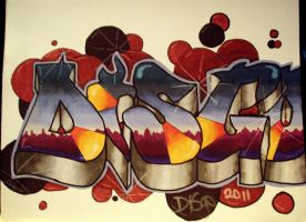 new piece by disgo04