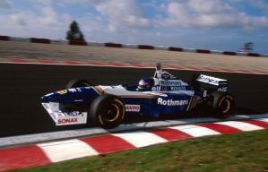 Jacques Villeneuve (Portugal 1996) by F1-history