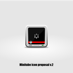 Minitube proposed icon 2 by 0rAX0
