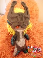 Midna Amigurumi (from Legend of Zelda) by franfalla