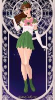 Greek Sailor Jupiter by LadyIlona1984