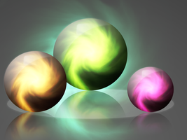 Maelstrom Orbs by Theonlychad