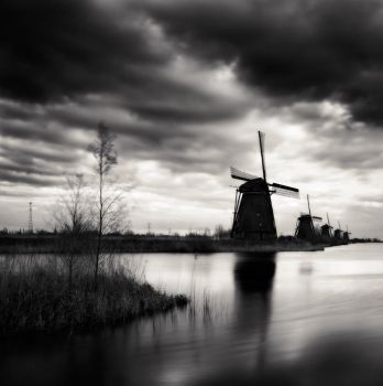 Kinderdijk IV... by denis2