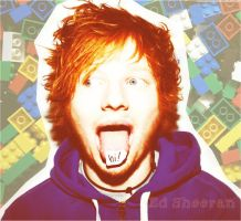 Ed Sheeran by Viciousdope