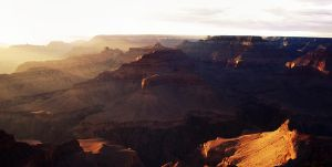 Grand Canyon Sunset2 by BennyBrand