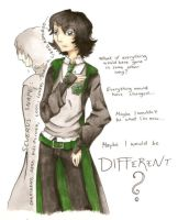 Severus Snape - Different... by SS-Chan