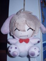 Ouran Hunny Plush by KittyChanBB