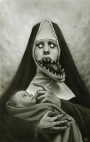 Mother Inferior by deadhead16mb