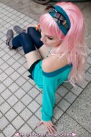 Cosplay: Sheryl Nome by Adella