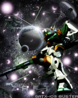 GATX-103 Buster by MetalForce
