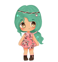 [open] Chibi adoptable #2 by CMYKidd