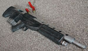 Fallout Combat Shotgun Winchester City-Killer by Urlag
