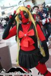 Sailor Deadpool at NYCC 2013 by Beyondtheye