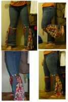 HIPPIE JEANS by In-Tays-Head