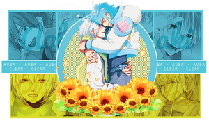 Out - Clear/Aoba. by DolphinHaru