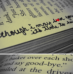 my hearts a open book by brittiefacex3