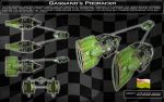 Gasgano's Podracer ortho [New] by unusualsuspex