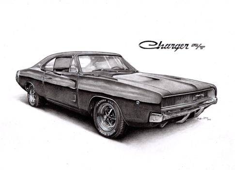 Dodge Charger R/T by froggstomper79