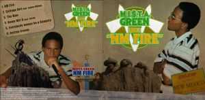 M.I.S.T.A. GREEN Single Cover by 5MILLI