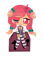 Buttons and Stitches [ce] by allyalltheway