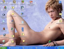 Naked gackt by dears