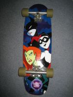 Gotham Girls Deck by Shiankra
