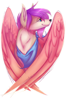 Stormbringer | Gift by DoeKitty