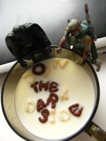 Join the Dark Side, We Have Cereals by famma