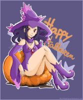 Happy Halloween by dragonfly-world