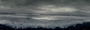 Strandhill purple Panorama6 by sleepielion